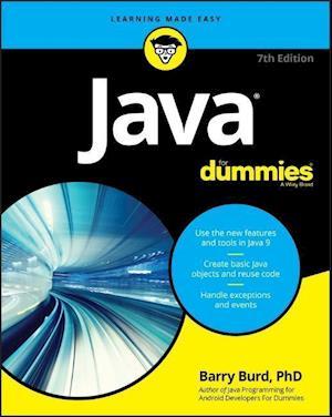 Bog, paperback Java For Dummies af Barry A. Burd
