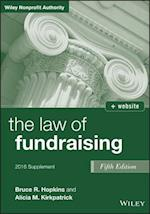 The Law of Fundraising, 2016 Supplement (Wiley Nonprofit Authority)
