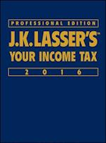 J.K. Lasser's Your Income Tax 2016 af J.k. Lasser Institute