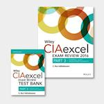 Wiley CIAexcel Exam Review + Test Bank 2016 (Wiley CIA Exam Review Series)