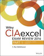 Wiley CIAexcel Exam Review 2016 (Wiley CIA Exam Review Series)