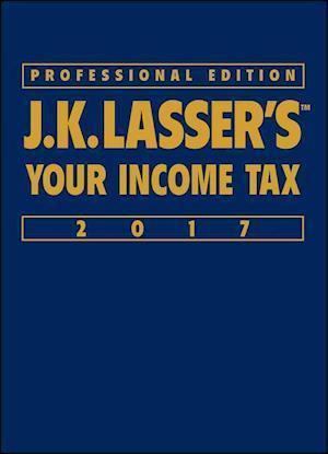 Bog, hardback J.k. Lasser's Your Income Tax 2017 af J.k. Lasser Institute