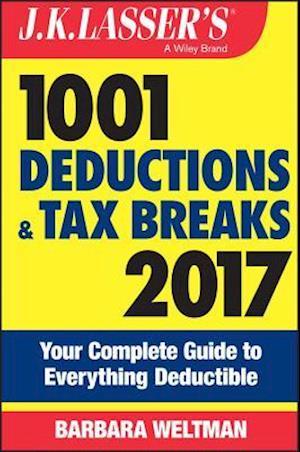 Bog, paperback J.K. Lasser's 1001 Deductions and Tax Breaks af Barbara Weltman
