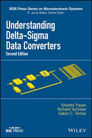 Bog, hardback Understanding Delta-Sigma Data Converters af Gabor C. Temes