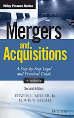 Mergers and Acquisitions (Wiley Finance)