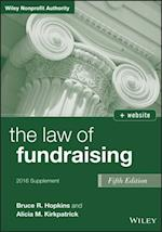 Law of Fundraising, Fifth Edition 2016 Supplement (Wiley Nonprofit Authority)
