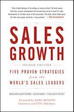 Sales Growth af Thomas Baumgartner