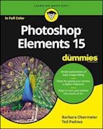 Photoshop  Elements 15 for Dummies af Barbara Obermeier