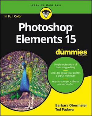 Photoshop Elements 15 For Dummies af Barbara Obermeier, Ted Padova