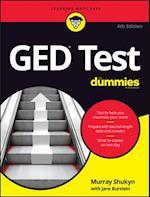 GED Test for Dummies (GED Test for Dummies)