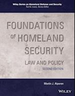 Foundations of Homeland Security (Wiley Series on Homeland Defense and Security)