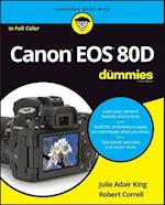 Canon EOS 80D for Dummies (For dummies)