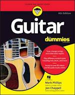 Guitar For Dummies af Mark Phillips