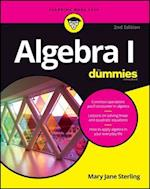 Algebra I for Dummies, 2nd Edition (For Dummies Lifestyle)