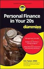 Personal Finance in Your 20s for Dummies af Eric Tyson