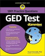 1,001 GED Test Practice Questions for Dummies (For Dummies (Career/Education))