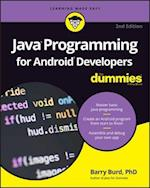 Java Programming for Android Developers For Dummies af Barry A. Burd