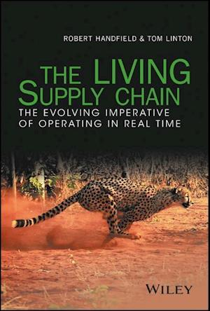 Bog, hardback The Living Supply Chain af Robert Handfield