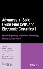 Advances in Solid Oxide Fuel Cells and Electronic Ceramics II (Ceramic Engineering and Science Proceedings (Hardcover))