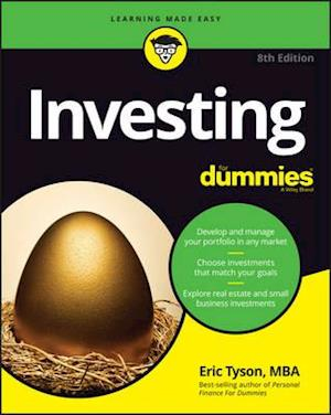 Bog paperback Investing for Dummies 8th Edition af Eric Tyson