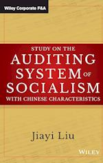 Study on the Auditing System of Socialism with Chinese Characteristics (Wiley Corporate F A Hardcover)
