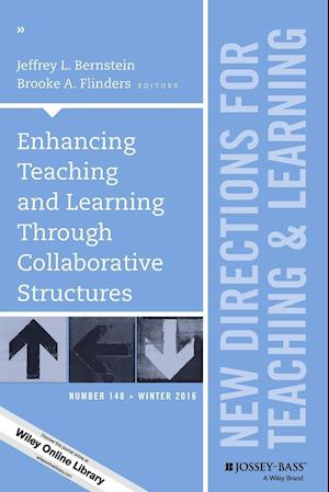 Bog, paperback Enhancing Teaching and Learning Through Collaborative Structures af Jeff Bernstein