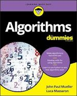 Algorithms For Dummies af John Paul Mueller, Luca Massaron