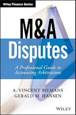 M&A Disputes (Wiley Finance)