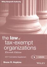 The Law of Tax-Exempt Organizations + Website