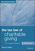 Tax Law of Charitable Giving, 2017 Supplement
