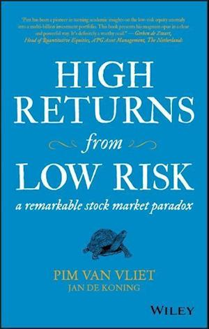 Bog, hardback High Returns from Low Risk af Pim Van Vliet