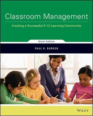 Bog, paperback Classroom Management af Paul Burden