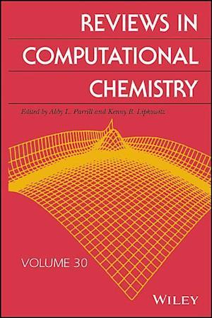 Bog, hardback Reviews in Computational Chemistry af Abby L. Parrill