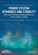 Power System Dynamics and Stability (Wiley - IEEE)
