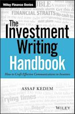 The Investment Writing Handbook (Wiley Finance)