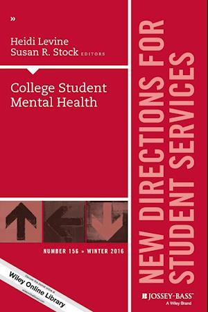 Bog, paperback College Student Mental Health af Heidi Levine