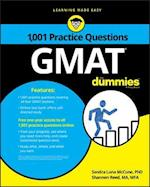 1,001 GMAT Practice Questions for Dummies (For Dummies (Career/Education))