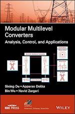 Modular Multilevel Converters (IEEE Press Series on Power Engineering)