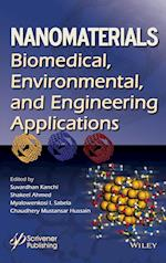 Nanomaterials af Suvardhan Kanchi, Shakeel Ahmed
