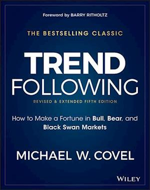 Bog hardback Trend Following af Michael W. Covel