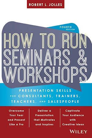 Bog, paperback How to Run Seminars & Workshops af Robert L. Jolles
