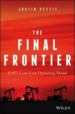 Bog, hardback The Final Frontier af Justin Pettit