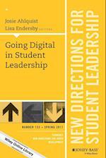 Going Digital in Student Leadership (J B Sl Single Issue Student Leadership)