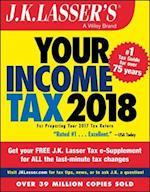J.K. Lasser's Your Income Tax 2018