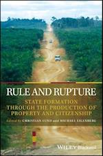 Rule and Rupture (Development and Change Special Issues)