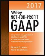 Wiley Not-for-Profit GAAP 2017 (Wiley Regulatory Reporting)
