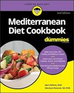 Mediterranean Diet Cookbook for Dummies (For dummies)