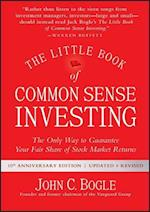 The Little Book of Common Sense Investing (Little Books Big Profits)