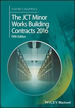 JCT Minor Works Building Contracts 2016