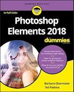Photoshop Elements 2018 For Dummies af Barbara Obermeier